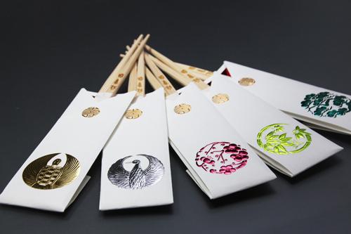 コースター・箸袋・ペーパーランチョンマット