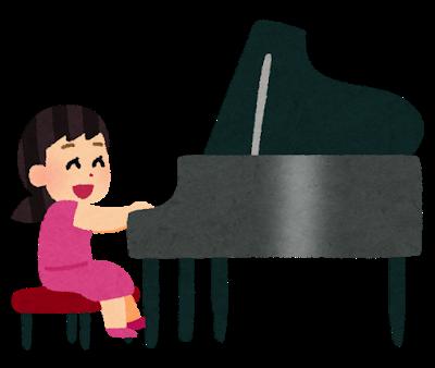 ピアノの発表会 [生産管理G 西山] 2021/3/29