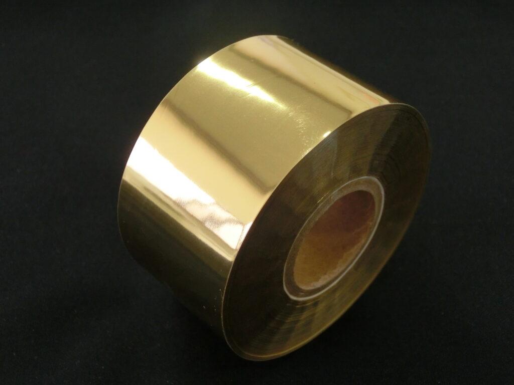 メタリックゴールド 35㎜×120M
