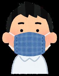 色々なマスク [営業部 田中 一] 2021/3/9