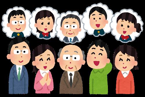 高校のクラスメート [生産管理G 江田] 2021/5/20