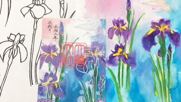 デジタルとアナログ×箔 [岡山営業所 福家] 2021/6/11